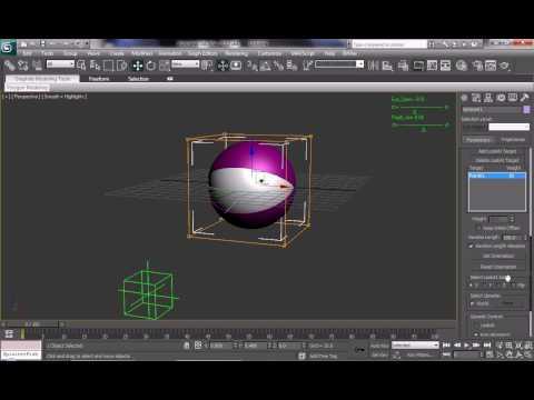 TUTORIAL: CARTOON EYE RIG [PART 2] (3Ds MAX)