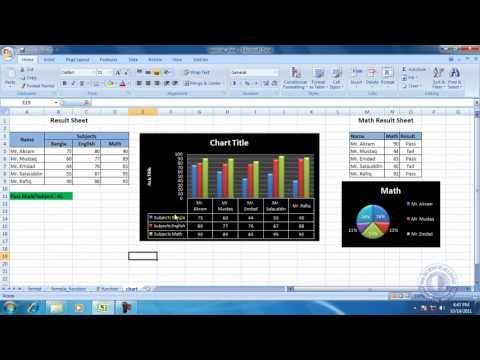 MS Office Excel 2007 Bangla Tutorial 2