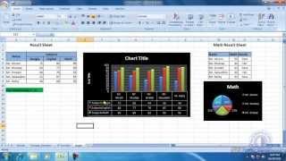 MS Office Excel 2007 Bangla Tutorial 2