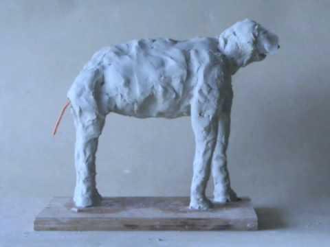 How to Make a Clay Elephant (2) Khwan Barton, artist