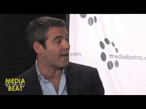 Andy Cohen on Bravo TV's Sexuality: 'We're Bi' (Media Beat 2 of 3)