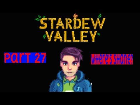 Stardew Valley pt 28: Where's Shane