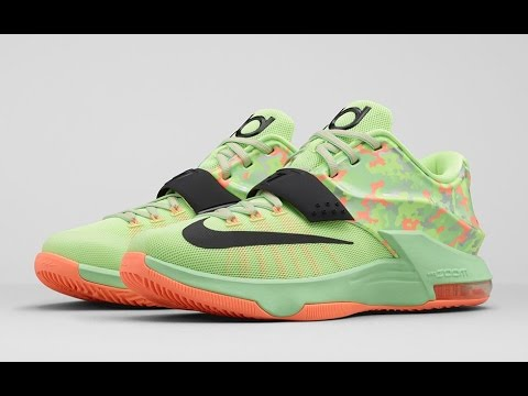 HOW TO CLEAN KD 7 EASTER