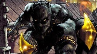 Superhero Origins: Black Panther