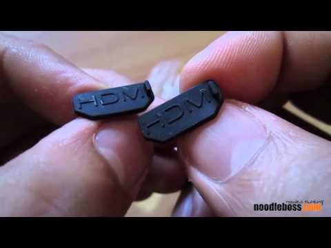 CD-R King HDMI Port Protection Cap