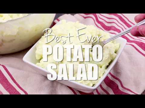 How to make: The Best Ever Potato Salad