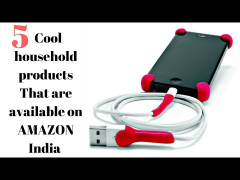 5 - Cool Household things to buy on Amazon India