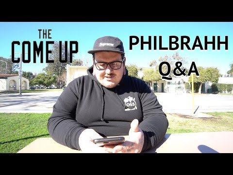 TCU Q&A WITH PHILBRAHH