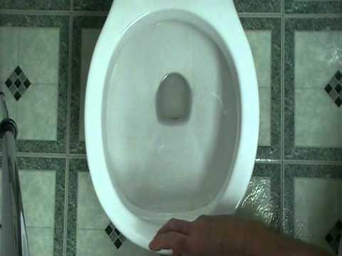 Toilet not flushing properly.Auger and plunger don't make a difference. Few tips will help!