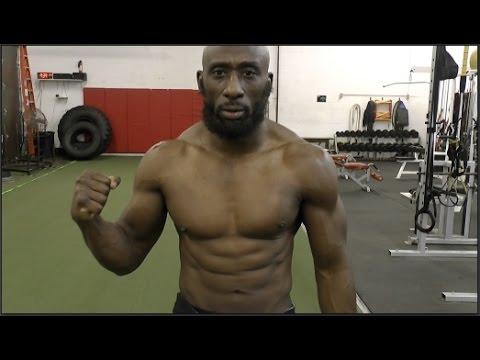 MMA  Endurance Workout