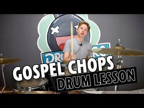 Gospel Fill Linear fill Drum Lesson