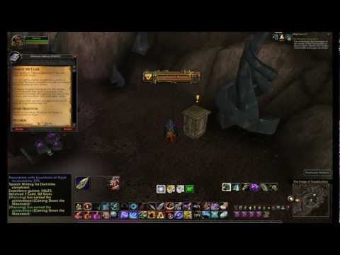 WoWMartieans way of leveling: 81-82 Synopsis/Mt. Hyjal achievement