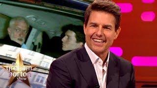 Did Tom Cruise Meet Jeremy Corbyn? | The Graham Norton Show