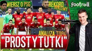 """""""Drużyna męskich prostytutek"""" - TOP4 w Premier League"""