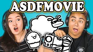 teens react to asdfmovie10