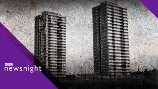 Ronan Point: a 50 year building safety problem - BBC Newsnight