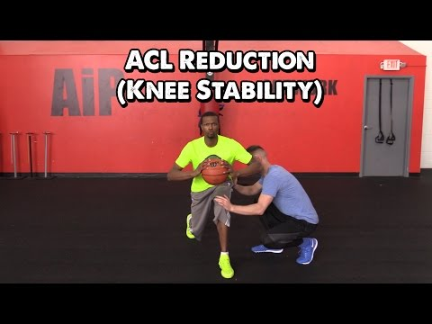ACL Reduction Exercises for Basketball Knee Stability (with Pat the Roc)