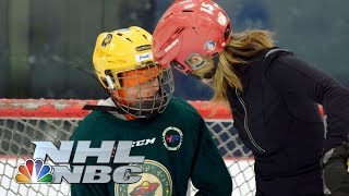 Inspiring hockey stories to brighten your day | Hockey Day in America | NHL | NBC Sports