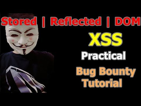 Web App Penetration Testing - XSS(Reflected, Stored & DOM) | OWASP Top 10
