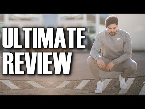 ULTIMATE REVIEW: GYMSHARK Size & Fitting Guide | Clothing & Discounts Haul!