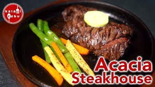How to Cook Flat-Iron and Hanger Steak by Chef Justin Co of Acacia Steakhouse!