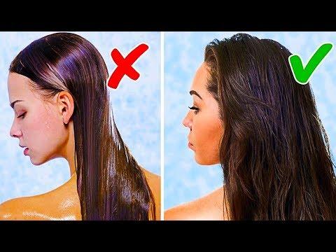 17 TIPS FOR LONG BEAUTIFUL HAIR