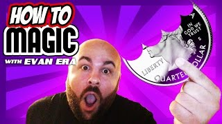 10 Magic Tricks With Coins