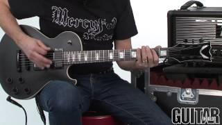 Randall KH103 Kirk Hammett Signature Amp - Full Mix Metal
