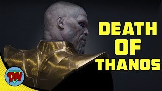 Final Fight of Thanos   Avengers Infinity War   Explained in Hindi