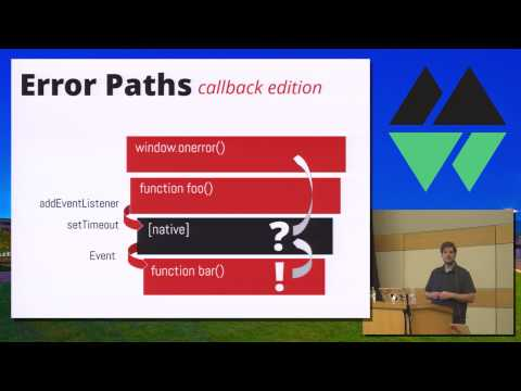 MountainWest JavaScript 2014 - Traces of Errors: Getting Better JavaScript Stacktraces