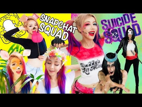 13 DIY Halloween Costumes EVERY SQUAD NEEDS TO TRY!! #SQUADGOALS