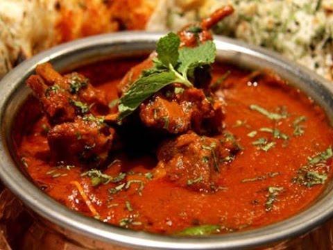 Kashmiri Mutton Rogan Josh - Milind Sovani - High on Food