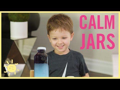 DIY | Calming Jars