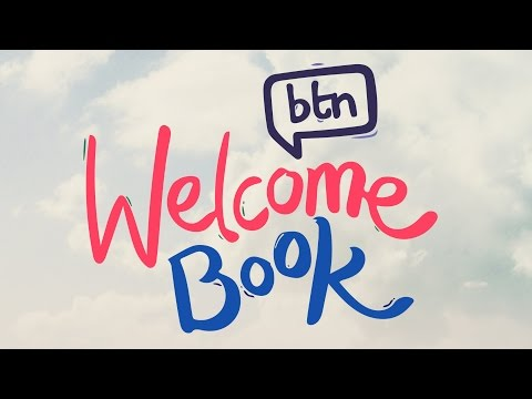 The BTN Welcome Book for Australian Migrants and Refugees - Behind the News