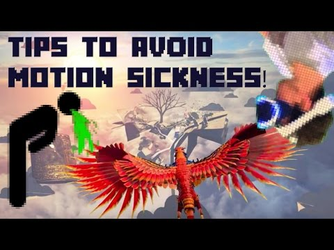 PSVR How We Soar - Tips to avoid Motion Sickness - Live Review & Play