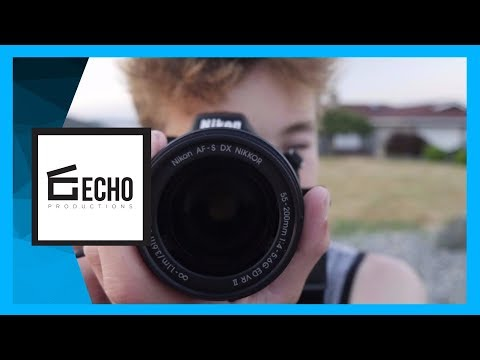 Nikon D3300 Video Review - Does it YouTube? - With Sample Photos and Video!