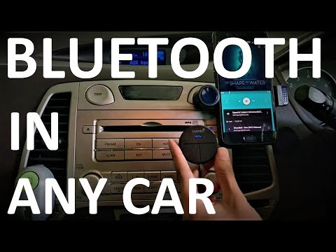 How to get Bluetooth connectivity in any car