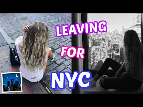 Girlfriend leaving for NYC!!