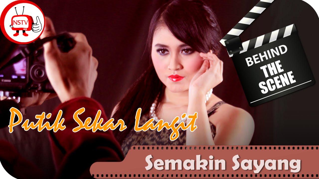 """""""Putik Sekar Langit - Behind The Scenes  Semakin Sayang - TV Musik Indonesia"""