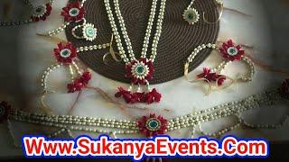 Dohale Jevan Best Flower Ornament Call Sukanya: 9921993996