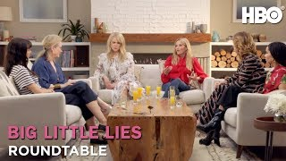 Download Big Little Roundtable (Part 2)   HBO Video