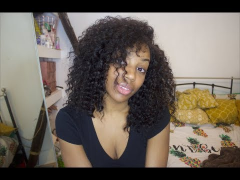 JULIA HAIR MALAYSIAN DEEP WAVE REVIEW AND INSTALL