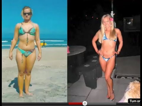 My Natural Weight Loss Success Story - Before and After