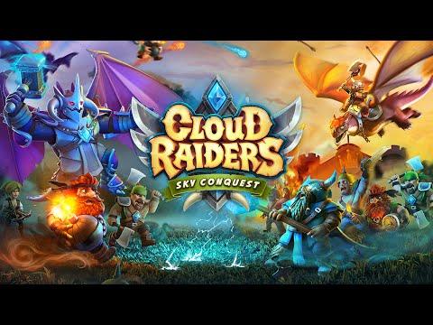 Cloud raiders- Mon village est mon clan 😆