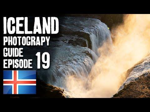 Landscape Photography in Iceland - Episode 19 - Gullfoss