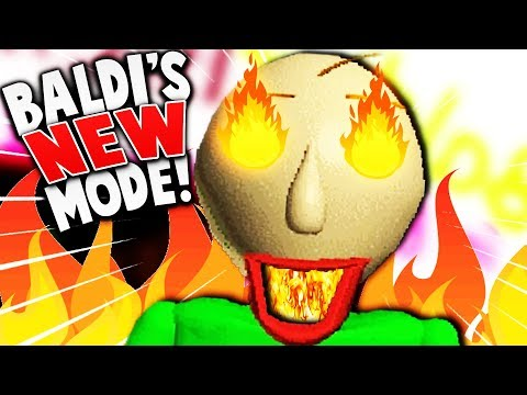 WHAT HAVE THEY DONE TO BALDI?! | Baldi's Basics In Learning And Education Gameplay (Brutal Mod)
