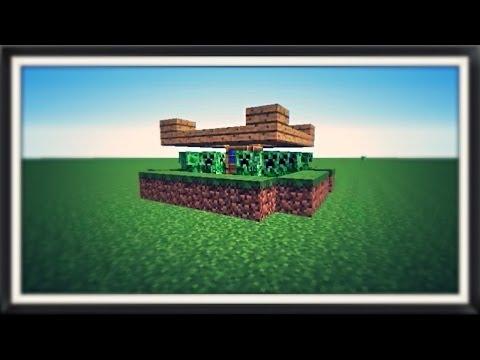 Minecraft - [Tutorial] Ultimate Creeper Trap