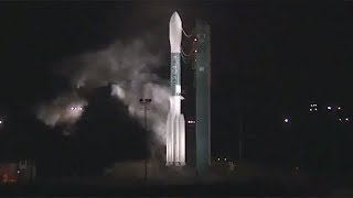 Delta II aborted launch with JPSS-1