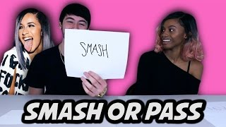 SMASH OR PASS W/ MY EX-GIRLFRIEND