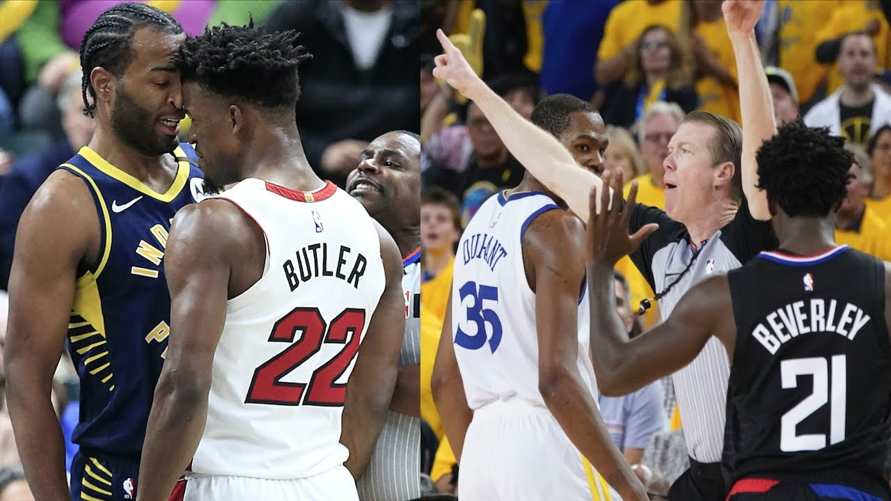 """NBA """"Ejected"""" MOMENTS"""